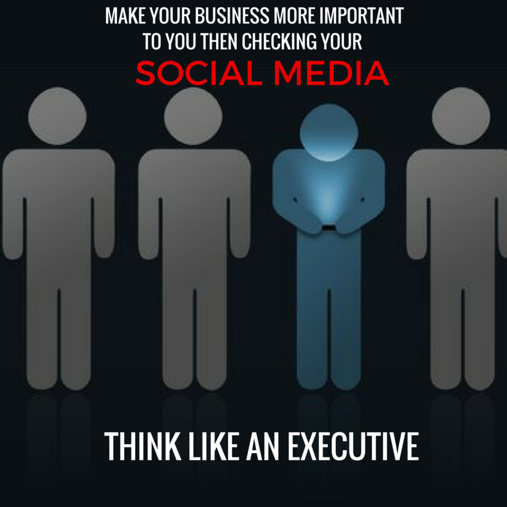 MAKE YOUR BUSINESS MORE IMPORTANT TO YOU THEN CHECKING YOUR